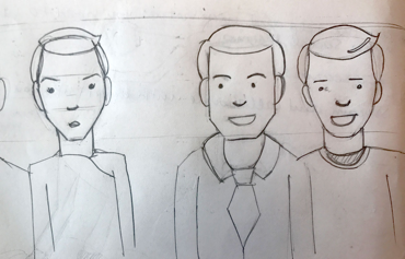 community-video-sketches